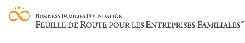 Business Families Foundation Feuille de Route pour les Entreprises Familiales