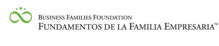Business Families Foundation Fundamentos de la Familia Empresaria